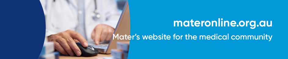 Mater Online - Infectious Diseases